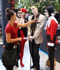 Comic Con er stedet for den indre helt
