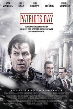 """Vind billetter til """"Patriots Day"""""""