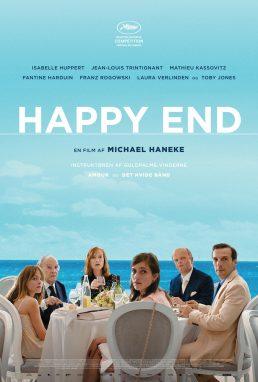 """Vind billetter til """"Happy End"""""""