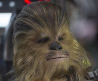 Chewbacca besøger Comic Con Copenhagen