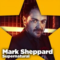 Mød Mark Sheppard til Comic Con
