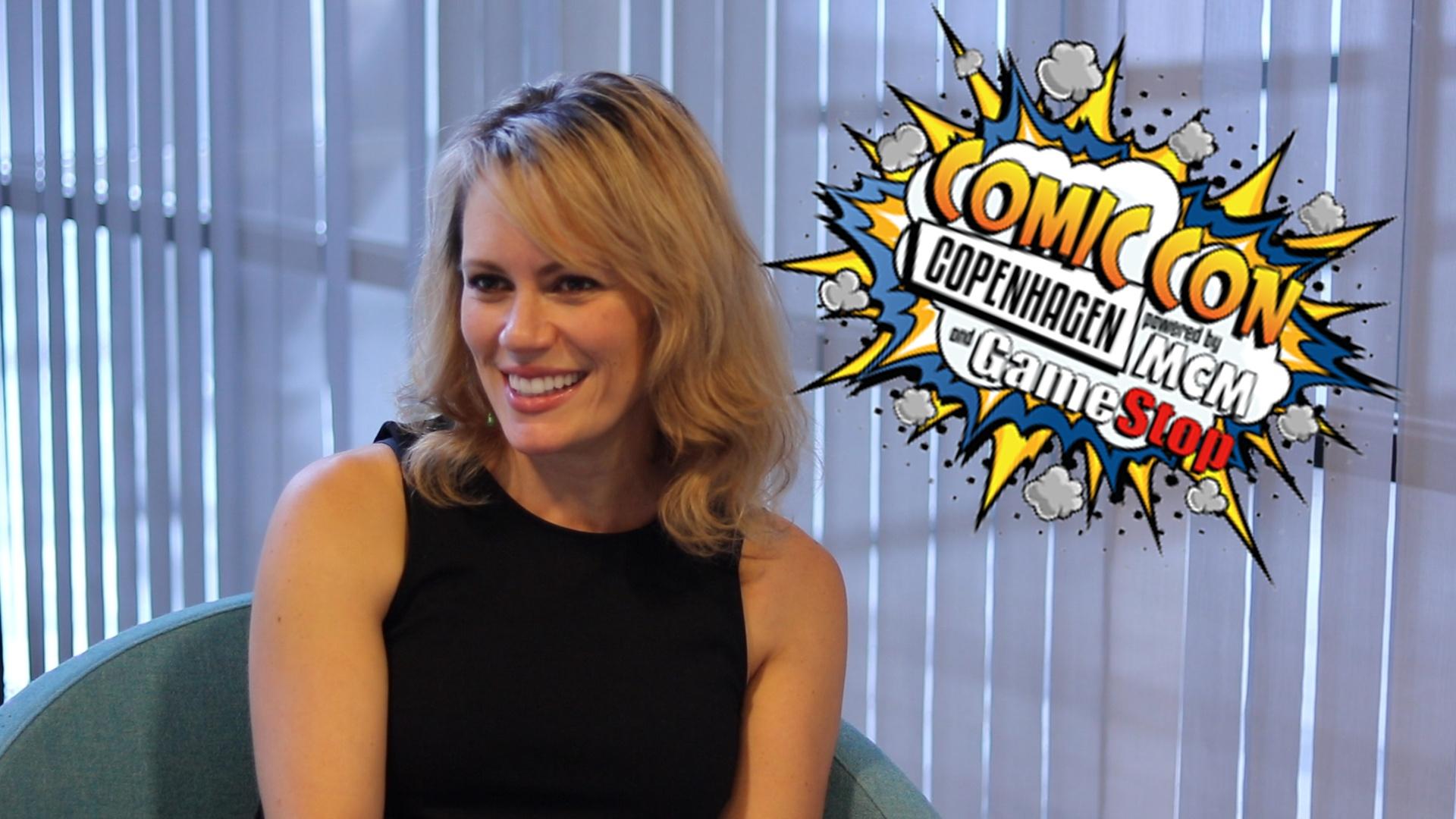 Interview med Emilly Swallow | Comic Con Copenhagen