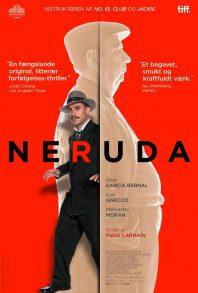 """Vind billetter til """"Neruda"""" [UDLØBET]"""