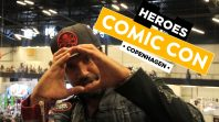 Interview med Manu Bennett
