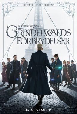 Fantastiske Skabninger: Grindelwalds forbrydelser