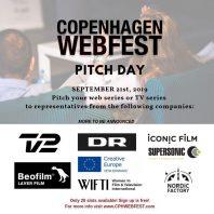 Copenhagen Web Fest 2019