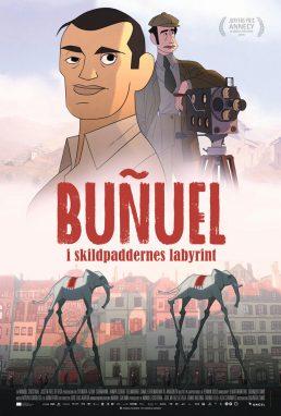 Buñuel i skildpaddernes labyrint