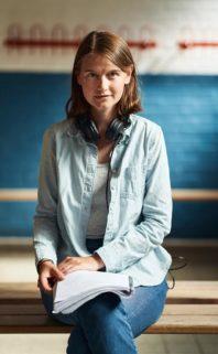 Interview med Malou Reymann